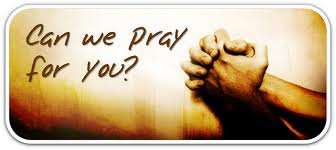prayer req